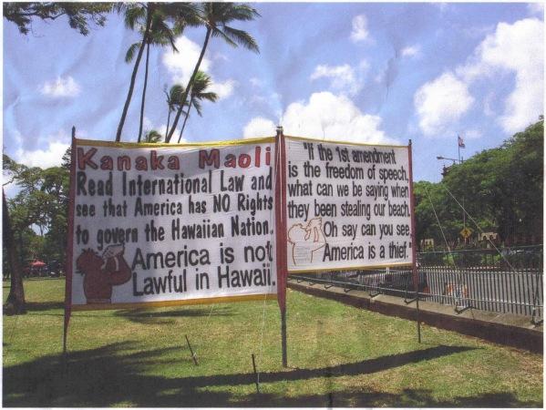 Anti America sign1